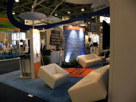 MOD024 - Custom Trade Show Exhibit for Manufacturing